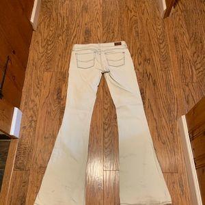 Bullhead Newport Skinny Flare Jeans